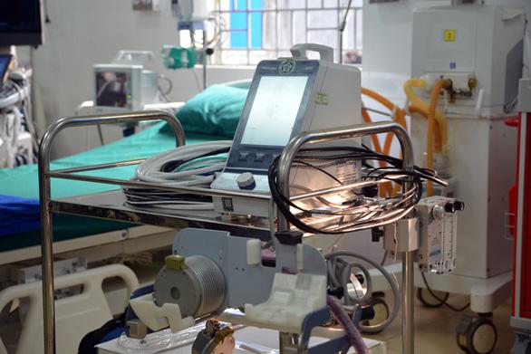 Lắp đặt thần tốc, bệnh viện dã chiến ở Điện Biên hoàn thành sau 1,5 ngày - Ảnh 3.