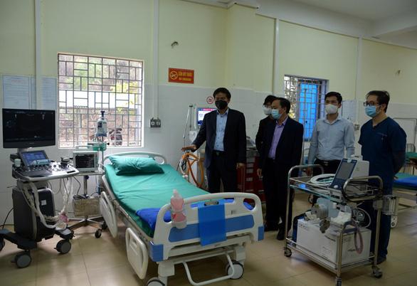 Lắp đặt thần tốc, bệnh viện dã chiến ở Điện Biên hoàn thành sau 1,5 ngày - Ảnh 5.