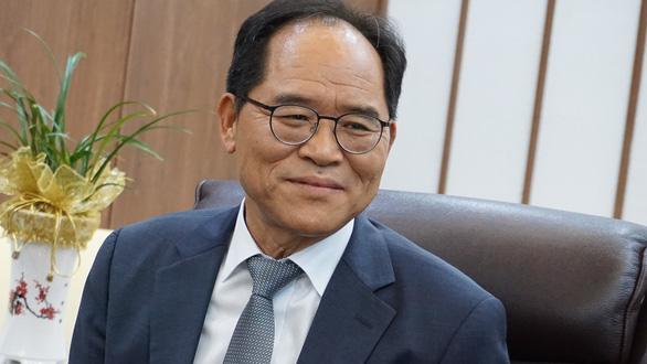 Đại sứ Hàn Quốc tại Việt Nam: Đại dịch là cơ hội giảm lệ thuộc Trung Quốc - Ảnh 1.