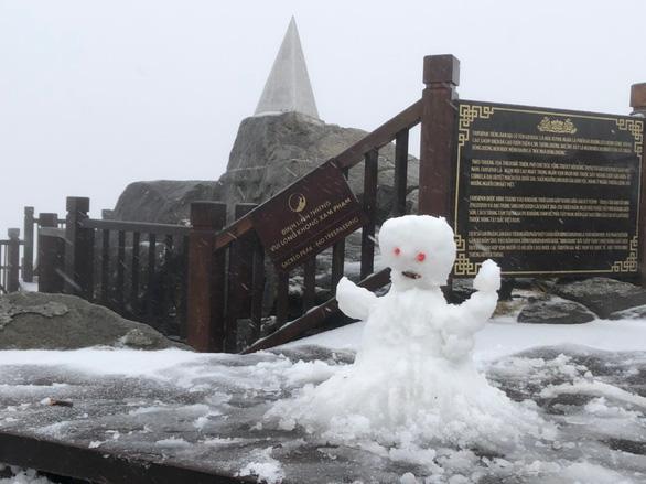 Bắc Bộ rét đậm, vùng núi cao có thể có mưa tuyết - Ảnh 1.