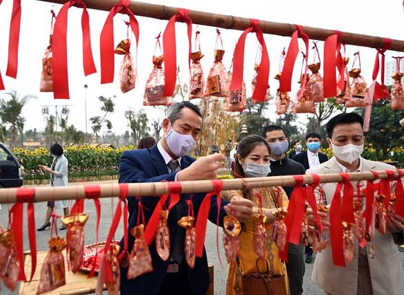 Mở cửa đường hoa Home Hanoi Xuan 2021 - Ảnh 6.