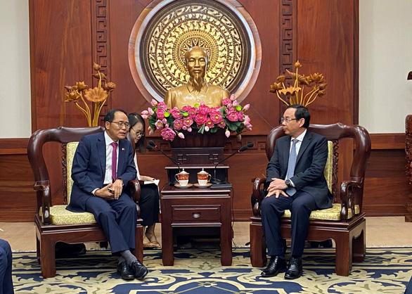 Đại sứ Hàn Quốc tại Việt Nam: Đại dịch là cơ hội giảm lệ thuộc Trung Quốc - Ảnh 4.