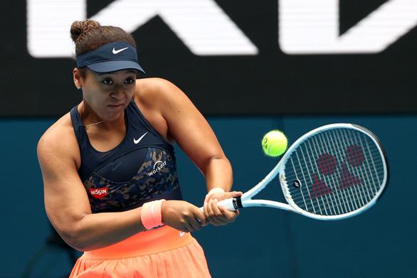Giải Úc mở rộng: Naomi Osaka ca ngợi trọng tài dây điện tử - Ảnh 1.