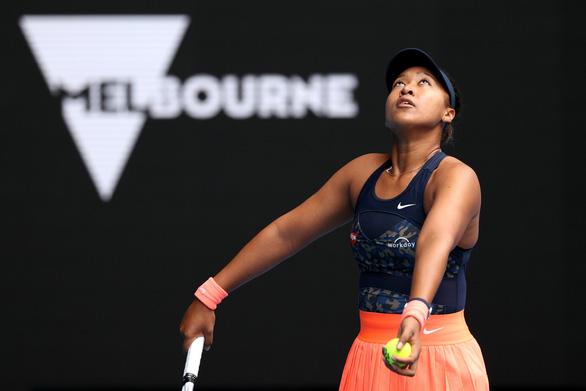 Giải Úc mở rộng: Naomi Osaka ca ngợi trọng tài dây điện tử - Ảnh 2.