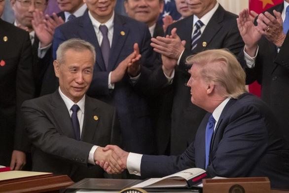 Thỏa thuận thương mại Mỹ - Trung ký thời ông Trump đã thất bại - Ảnh 1.
