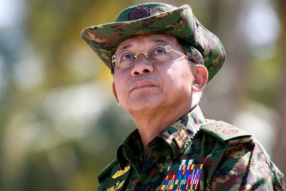 Lãnh đạo quân đội Myanmar: Sẽ tổ chức bầu cử lại - Ảnh 1.