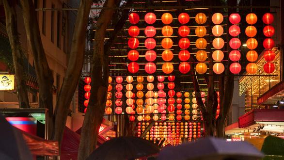 Các khu vực ngoại ô Sydney hủy bỏ nhiều sự kiện đón Tết âm lịch - Ảnh 1.