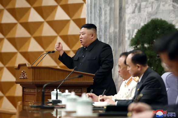 Báo cáo của Liên Hiệp Quốc kết luận Triều Tiên vẫn phát triển vũ khí hạt nhân - Ảnh 1.