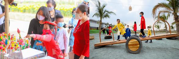 Home Hanoi Xuan 2021 và giá trị bản nguyên Tết Việt - Ảnh 4.