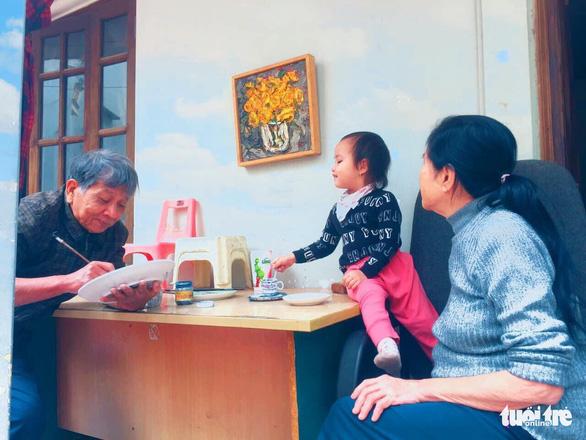 Tôi đã đọc những câu thơ có lẽ cuối cùng của nhà văn Nguyễn Huy Thiệp... - Ảnh 2.