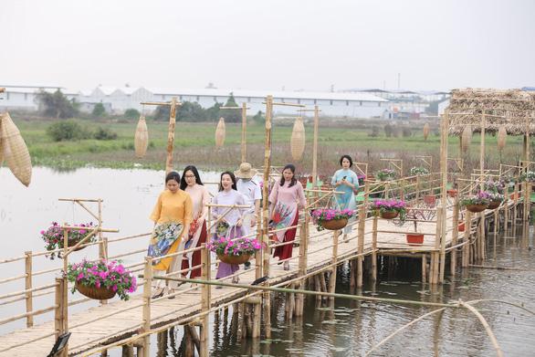 Home Hanoi Xuan 2021 và giá trị bản nguyên Tết Việt - Ảnh 2.