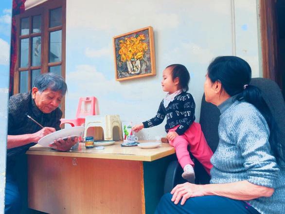 Người con 'tội tình' của Nguyễn Huy Thiệp: Không khóc ở xóm Cò - Ảnh 2.