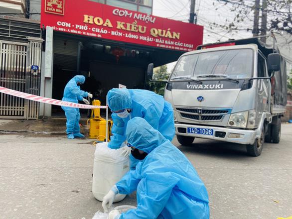Hạ Long ghi nhận ca mắc COVID-19 liên quan ổ dịch Bệnh viện K Tân Triều - Ảnh 1.