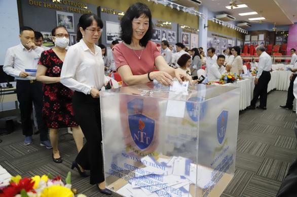 Hàng ngàn sinh viên, giảng viên Cùng Tuổi Trẻ góp vắc xin COVID-19 - Ảnh 7.