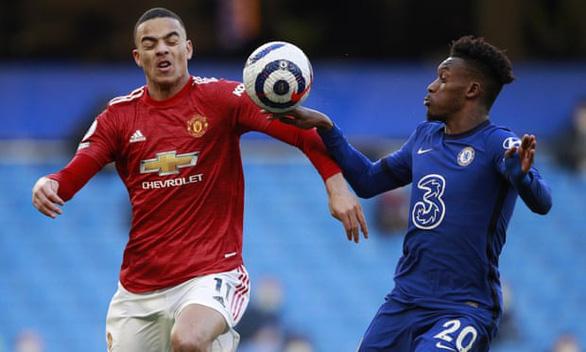 Chelsea và Man United níu chân nhau - Ảnh 2.