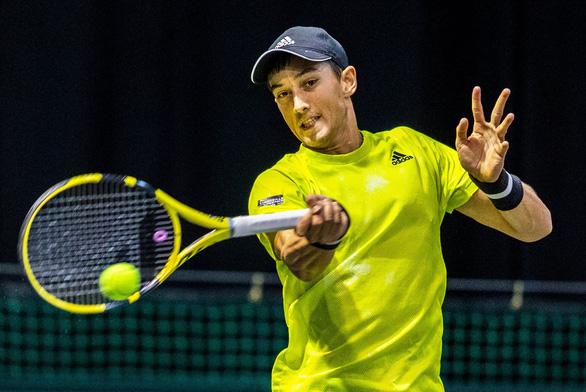 Điểm tin thể thao tối 1-3: Antoine Hoàng sớm chia tay giải đấu thuộc ATP 500 - Ảnh 1.