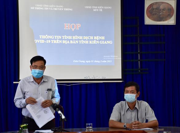 Kiên Giang ghi nhận 5 ca nhiễm COVID-19, đều là người về từ Campuchia - Ảnh 1.