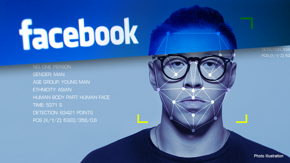 Facebook bồi thường hơn nửa tỉ USD vì thu thập gương mặt người dùng bất hợp pháp - Ảnh 1.