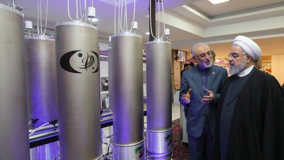 Iran bác ý tưởng đàm phán hạt nhân với Mỹ và châu Âu - Ảnh 1.