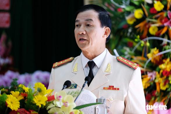 Đại tá Trần Minh Tiến làm giám đốc Công an tỉnh Lâm Đồng - Ảnh 1.