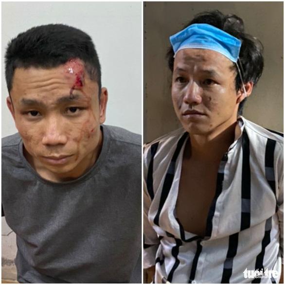 Bắt nhóm cướp dùng xe tải thực hiện 7 vụ cướp táo tợn ở miền Tây - Ảnh 2.