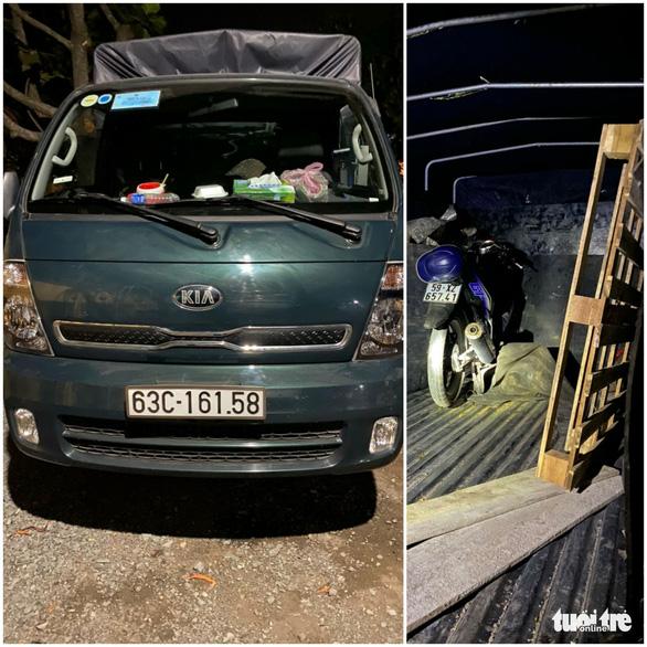 Bắt nhóm cướp dùng xe tải thực hiện 7 vụ cướp táo tợn ở miền Tây - Ảnh 4.