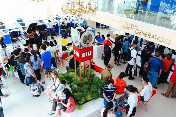 Đại học Quốc tế Sài Gòn nhận hồ sơ xét tuyển học bạ từ 1-3 - Ảnh 1.