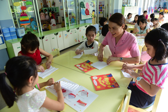 Từ 20-3, giáo viên được tăng lương - Ảnh 1.