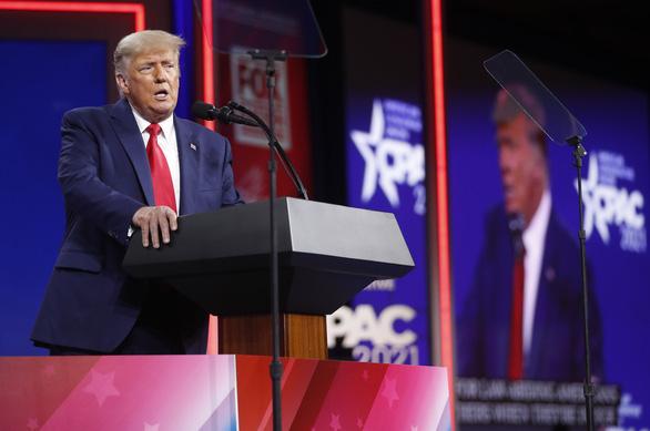 Ông Trump: có khi tôi sẽ quyết định đả bại họ lần thứ ba - Ảnh 1.