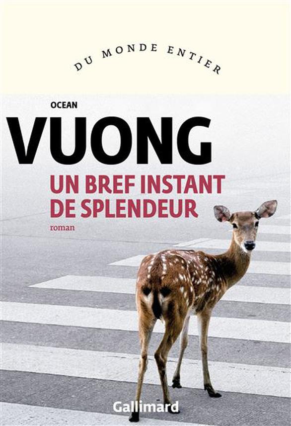 Pháp phát hành tiểu thuyết của Ocean Vương - Ảnh 1.