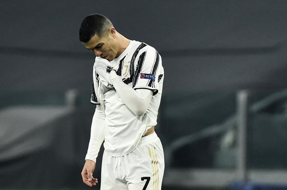 Juventus và Ronaldo bị loại khỏi Champions League - Ảnh 1.