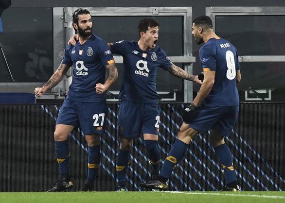 Juventus và Ronaldo bị loại khỏi Champions League - Ảnh 4.