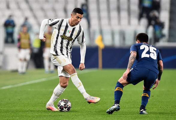 Juventus và Ronaldo bị loại khỏi Champions League - Ảnh 2.