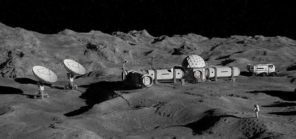 Con người sẽ xây 'nhà kho giống' trên Mặt trăng đề phòng 'tận thế'? - Ảnh 1.