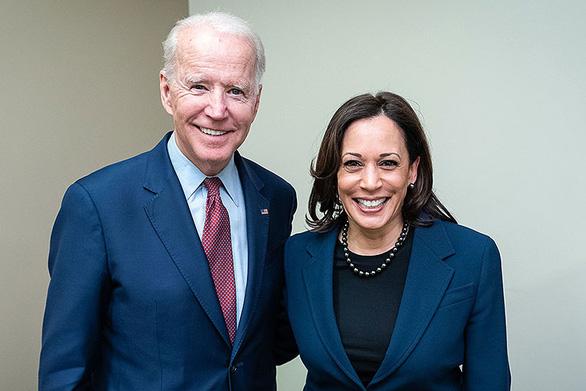 Bà Kamala Harris có vai trò lớn trong đối ngoại của chính quyền Tổng thống Biden - Ảnh 1.