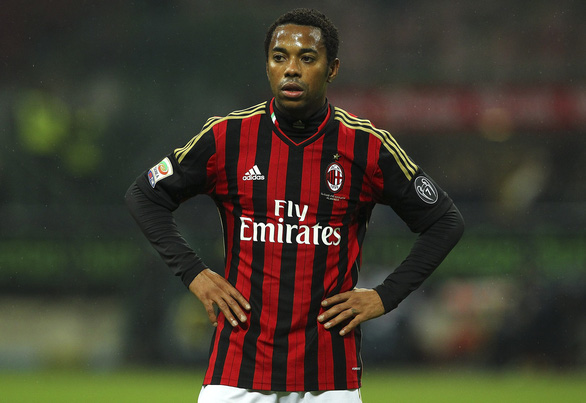Điểm tin thể thao sáng 10-3: Robinho bị kết án 9 năm tù vì tội hiếp dâm; Cavani muốn rời Man Utd - Ảnh 1.