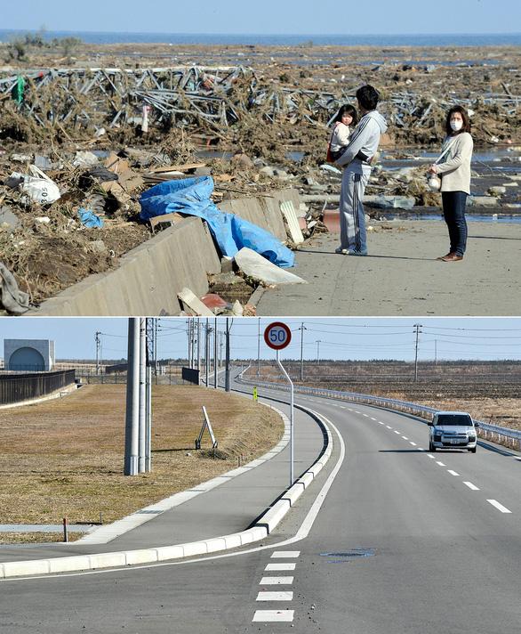 10 năm người Nhật vượt qua đại thảm họa sóng thần - Kỳ 2: Đất chết dần hồi sinh - Ảnh 2.