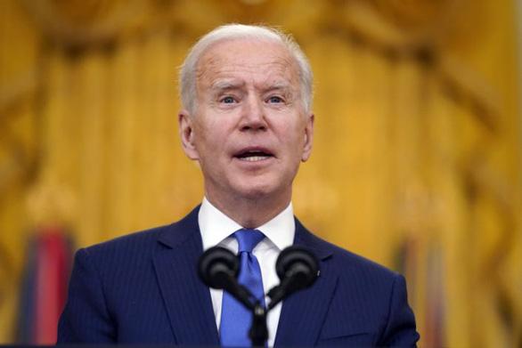 Ông Joe Biden đã làm được những gì trong 50 ngày đầu tiên tại nhiệm? - Ảnh 1.