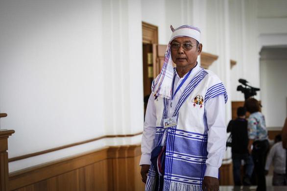 Đảng của bà Suu Kyi bổ nhiệm quyền phó tổng thống - Ảnh 1.