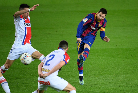 Barca với điệp vụ bất khả thi trên sân PSG - Ảnh 1.