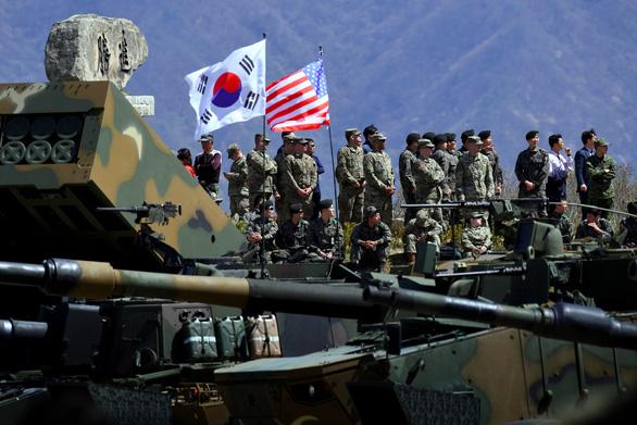 Hàn Quốc tăng mức đóng góp lớn nhất 2 thập niên để duy trì 28.500 binh sĩ Mỹ - Ảnh 1.