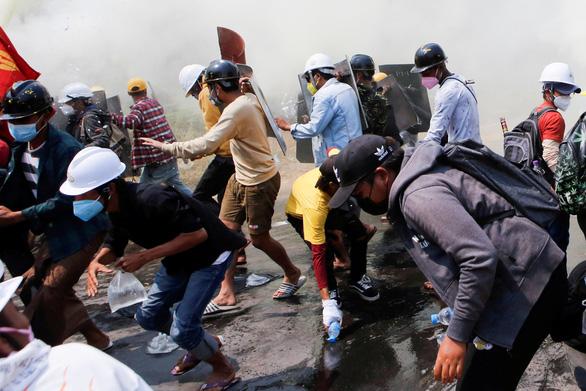 Hội đồng Bảo an chưa thống nhất tuyên bố chung về vấn đề Myanmar - Ảnh 1.