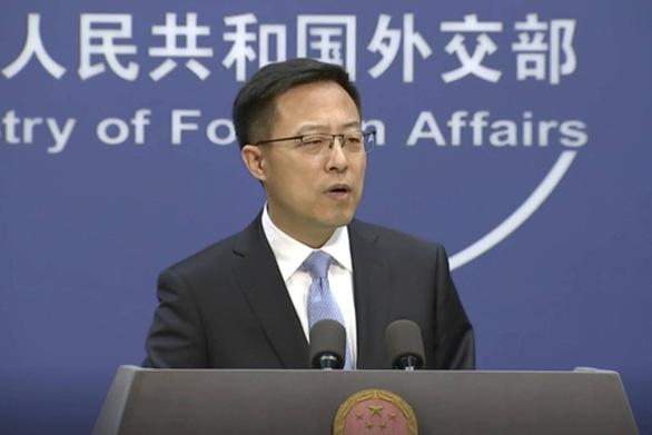 Trung Quốc cáo buộc đô đốc Mỹ thổi phồng nguy cơ đánh chiếm Đài Loan - Ảnh 1.