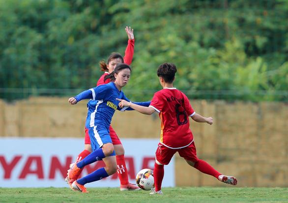 Đội bóng đá nữ Sơn La chỉ còn 4 cầu thủ tham dự Giải vô địch quốc gia - Ảnh 1.