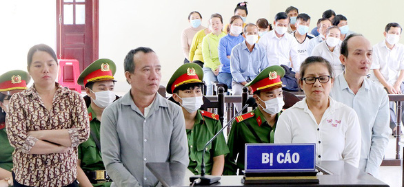 Phạt 31 năm tù 4 bị cáo hoạt động nhằm lật đổ chính quyền nhân dân - Ảnh 1.