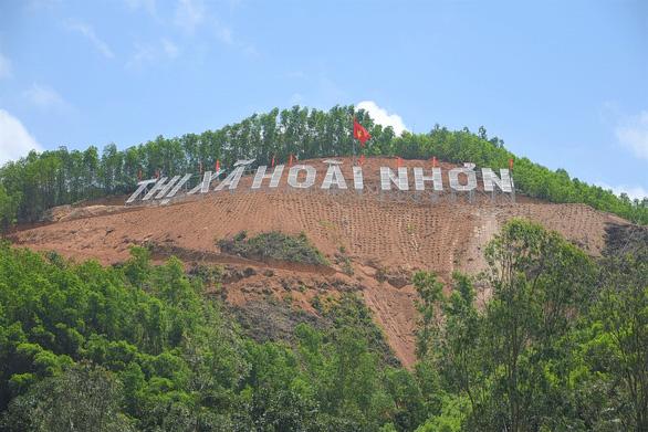 Phá rừng để gắn tên Thị Xã Hoài Nhơn: Sẽ trồng cây, phủ xanh lại rừng - Ảnh 2.