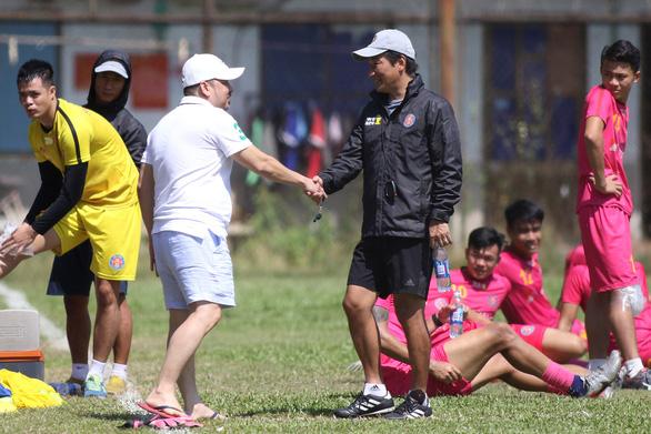 Điểm tin thể thao sáng 11-3: CLB Sài Gòn gia nhập Hiệp hội doanh nghiệp Nhật Bản - Ảnh 1.
