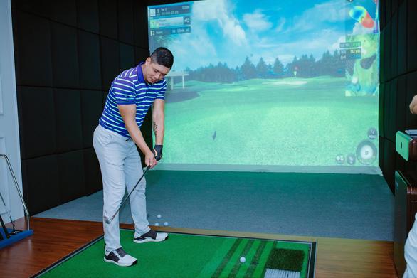 Điểm tin thể thao tối 10-3: Cựu tuyển thủ golf quốc gia mở phòng golf giả lập - Ảnh 1.