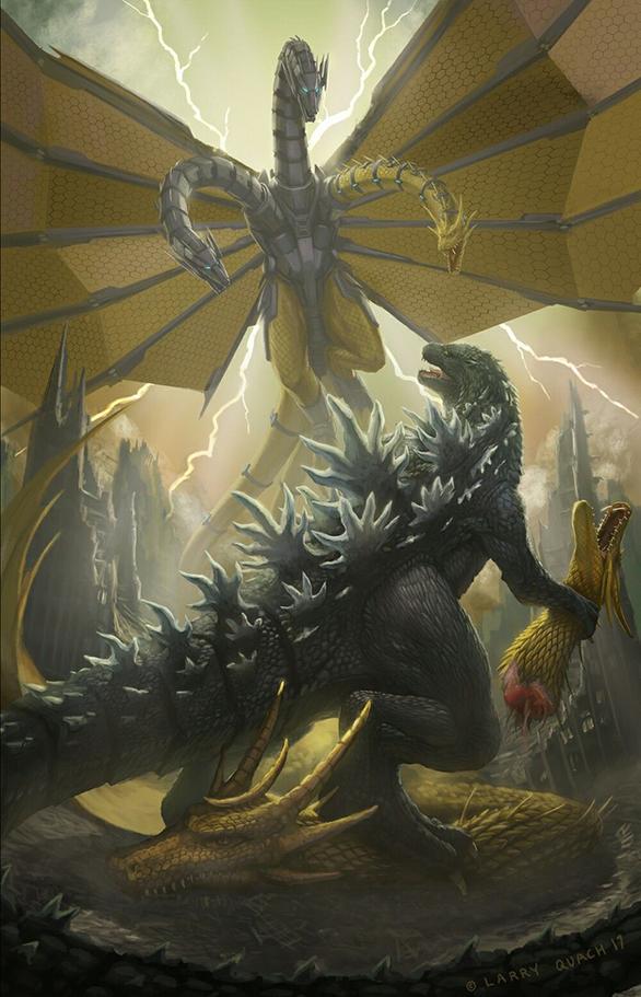 Godzilla đại chiến Kong: Vũ trụ quái vật có làm nên chuyện ở phòng vé? - Ảnh 4.