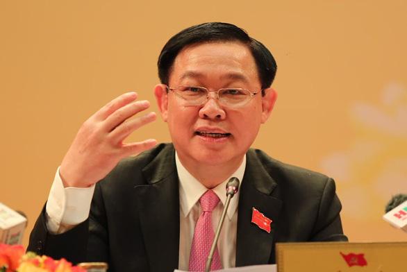 Bí thư Hà Nội: 'Quy hoạch phân khu đô thị sông Hồng theo nguyên tắc thuận thiên' - Ảnh 1.